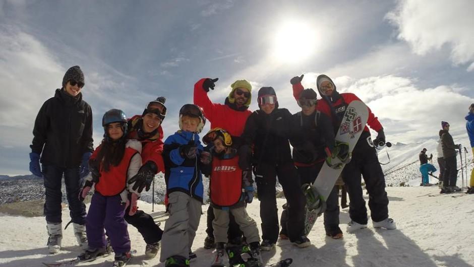 Ski & snowboard στο Μπόροβετς # 20 – 23 Φεβρουαρίου 2015