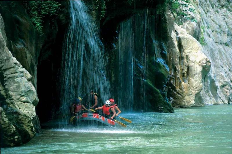 Εκδρομή για rafting στον Άραχθο # 25 – 26 Απριλίου 2015