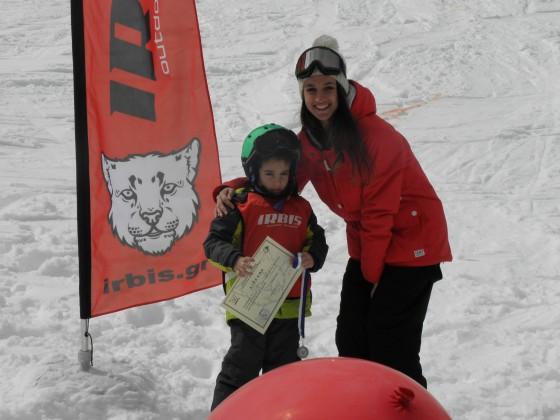 Irbis Ski Contest 2015
