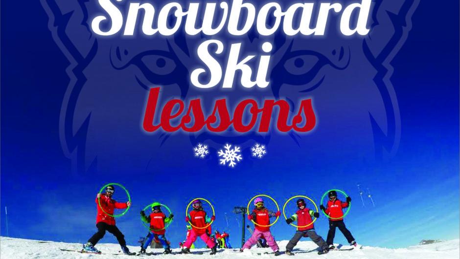 Ski & Snowboard για τους φίλους μας από τη ΧΑΝ Καλαμαριάς
