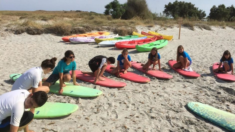 Irbis meets Surfing Birds # 24.07 – 01.08 2017 # Λήμνος