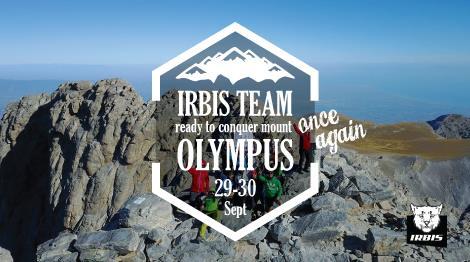 Irbis # Όλυμπος # 29 & 30 Σεπτεμβρίου 2018
