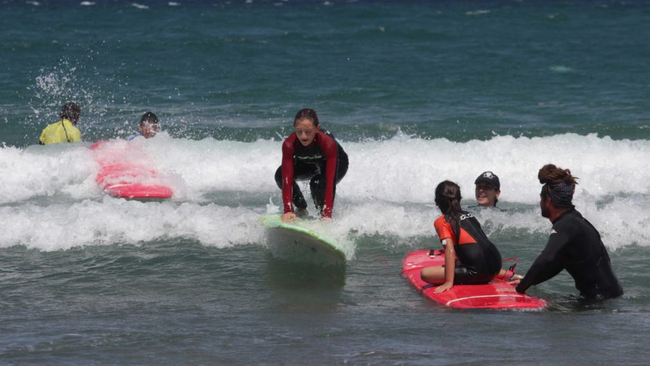 Irbis # Summer 2019 # Surfing Birds Kids Camps – Λήμνο